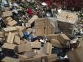 杭州大量过期面膜焚烧销毁,杭州本地固废处理厂,化妆品销毁处置