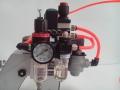 防爆型气动缝包机 台湾耀瀚N600A-AIR气动封口机