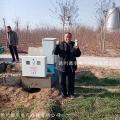 机井灌溉射频卡控制器 配电箱 玻璃钢井房