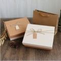 供应 回礼盒长方形礼品盒 高档大码礼品包装盒