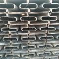 40*60镀锌方形凹槽管生产厂家