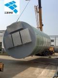 北京丰台一体化污水提升泵站成套设备