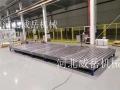 铸铁平台在夏季容易出现气孔和缩陷的原因