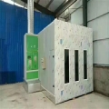 盐城工业烤漆房家具喷烤漆房生产线烘干房晾干房宝利丰