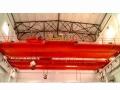 宁夏中卫LB型电动单梁防爆起重机作业环境