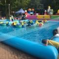 充气水池儿童游泳池