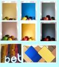 供应联众紫红,金黄,古铜镜面彩色不锈钢板价格