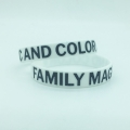 高品质硅胶手环