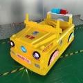 厂家直销新款奔驰警车电动游乐设备