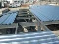 门头沟彩钢房换彩钢板保温彩钢顶施工