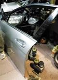 奔驰c200车门总成倒车镜 玻璃升降器开关支架马达 大灯雾灯