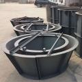 检查井钢模具工程造价、检查井钢模具种类