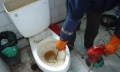 太原和平北路疏通厕所下水道 高压清洗管道 抽化粪池