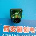 航空插座Y50X-0802ZJ10圆形连接器骊创热卖
