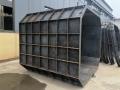 组合式化粪池模具 三格式化粪池模具加工厂