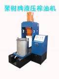 湖北松滋市大型快速液压榨油机 高效精滤多功能榨油机出售