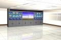 监控室电视墙加工无缝拼接电视墙电视台大屏电视墙案