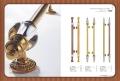 众艺供应欧式仿古铜铝合金雕刻拉手