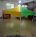 铝合金西安四角帐篷广告遮阳伞